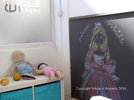 Un joli tableau pour les petits Picassos