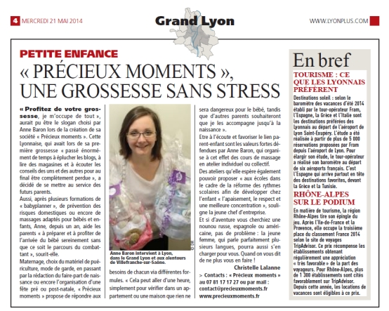 article Lyonplus 21 mai 2014