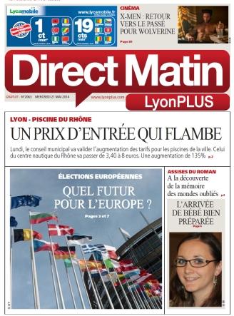Une Lyonplus 21 mai 2014