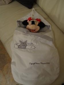Minnie est bien protégée ;-)