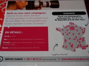 Plein de photographes un peu partout en France. Le plus sûr est de consulter directement le site web pour voir s'il y en a près de chez vous !