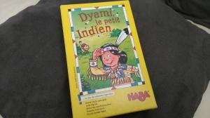 Dyami le petit indien haba