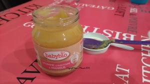 babybio mangue