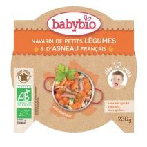 Navarin de petits légumes _ d'agneau français