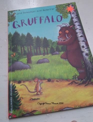 livre gruffalo