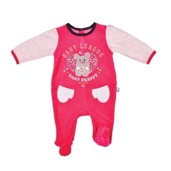 Pyjama rose Winona : il est juste à croquer !!!