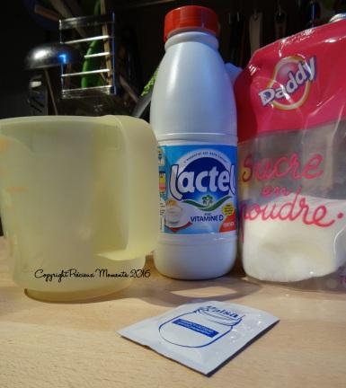 ingredients yaourt à boire
