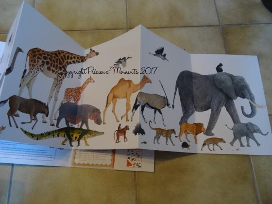 affiche deplidoc animaux afrique