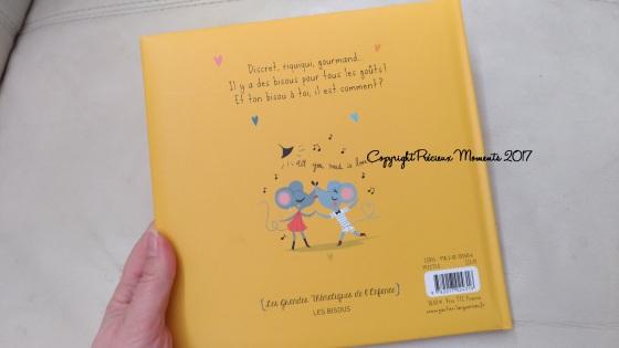 catalogue des bisous cover