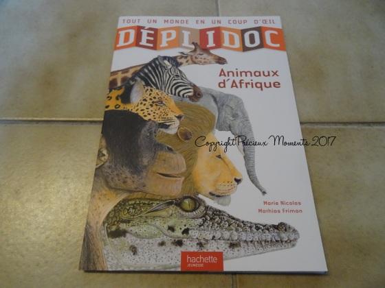 deplidoc animaux afrique