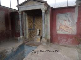 habitation pompei