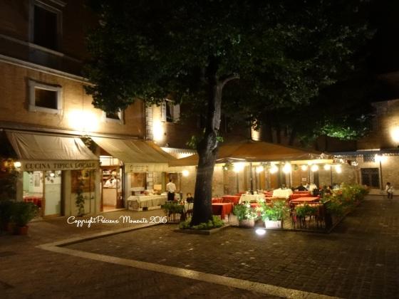 restaurant il girarrosto urbino italie