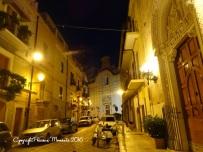 rue de nuit bari