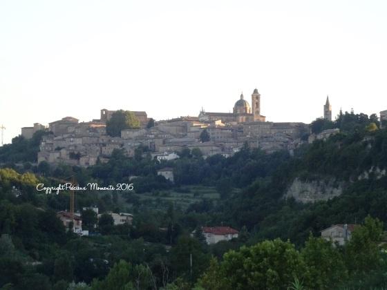 ville urbino cite medievale italie 2016