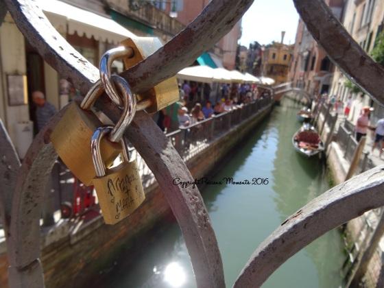 cadenas pont venise
