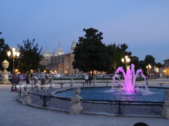 fontaine padoue