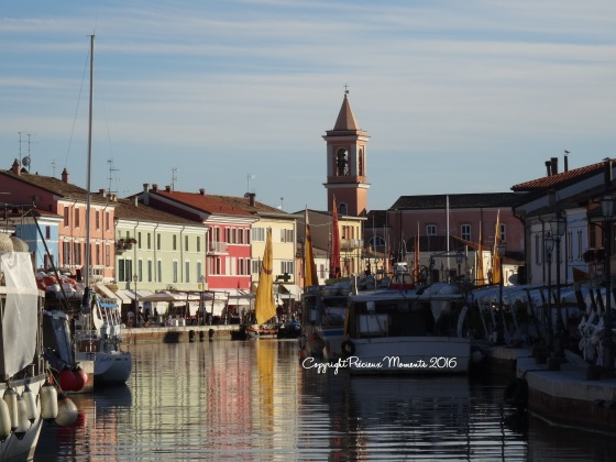 port canal cesenatico