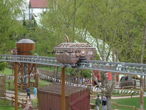walibi monorail