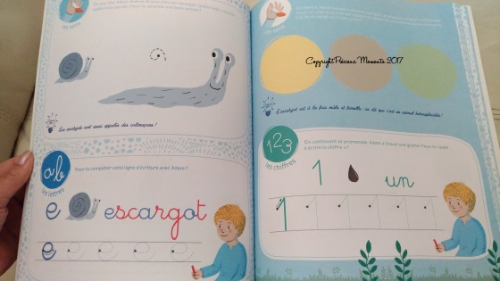 cahier montessori 1