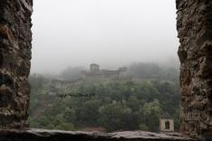 chateau montebello bellinzona vue