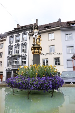 fontaine schaffhouse