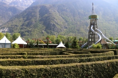 labyrinthe aventure suisse