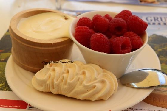 meringue double creme