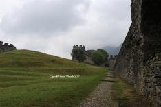 rempart chateau montebello bellinzona