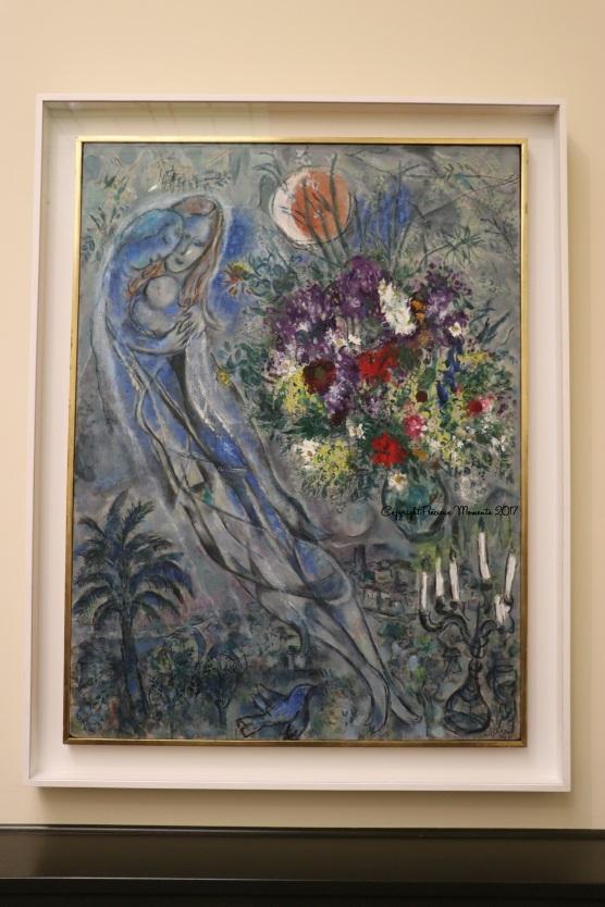 tableau chagall