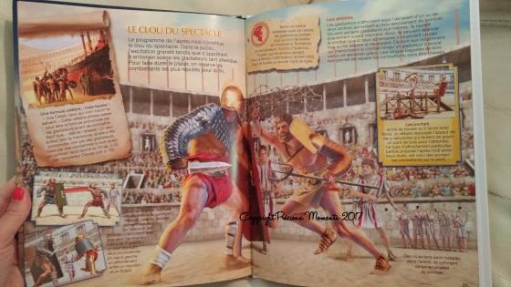 gladiateurs imagerie