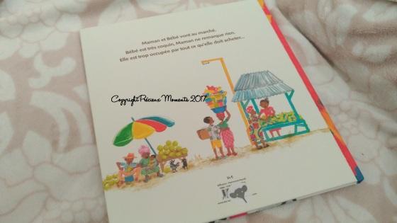 livre bébé va au marché couverture