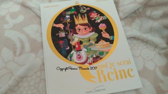 livre quand je serai reine