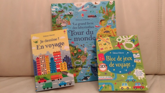 selection voyage enfant livres