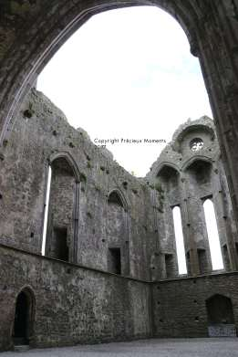 abbaye rock of cashel