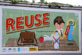 affiche ecologie irlande