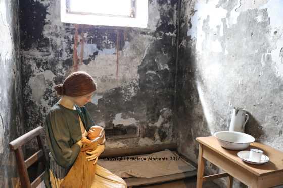 allaitement mere bebe prison cork city gaol museum