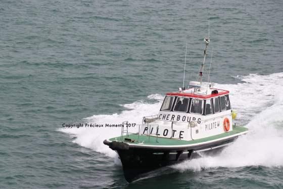 bateau pilote cherbourg