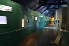 couloir ecomusee mont saint michel