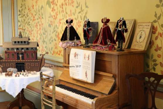 kilkenny castle piano
