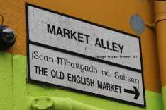 panneau english market