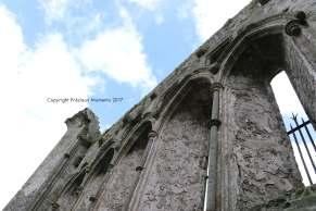 rock of cashel interieur