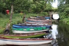 barques ross castle killarney