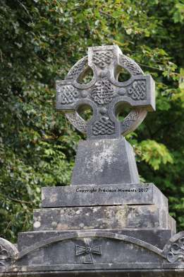 croix celte muckross abbey