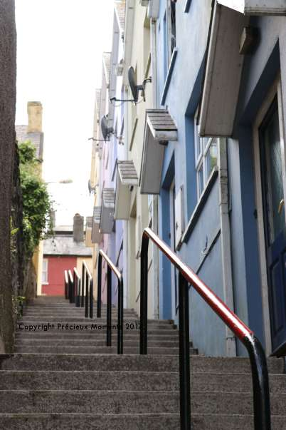 escaliers kinsale irlande