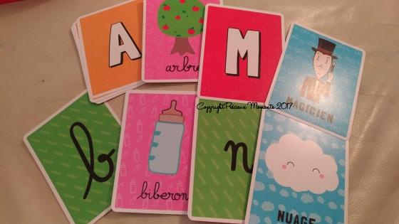 jeu des lettres
