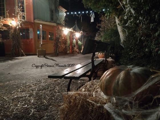 Walibi parc halloween
