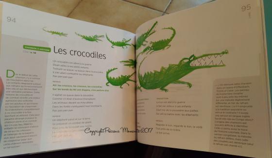 chanson les crocodiles