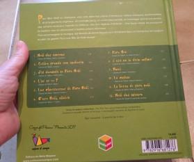 livre cd chantons noel dos
