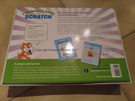 boite coder avec scratch