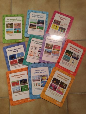 cartes coder avec scratch